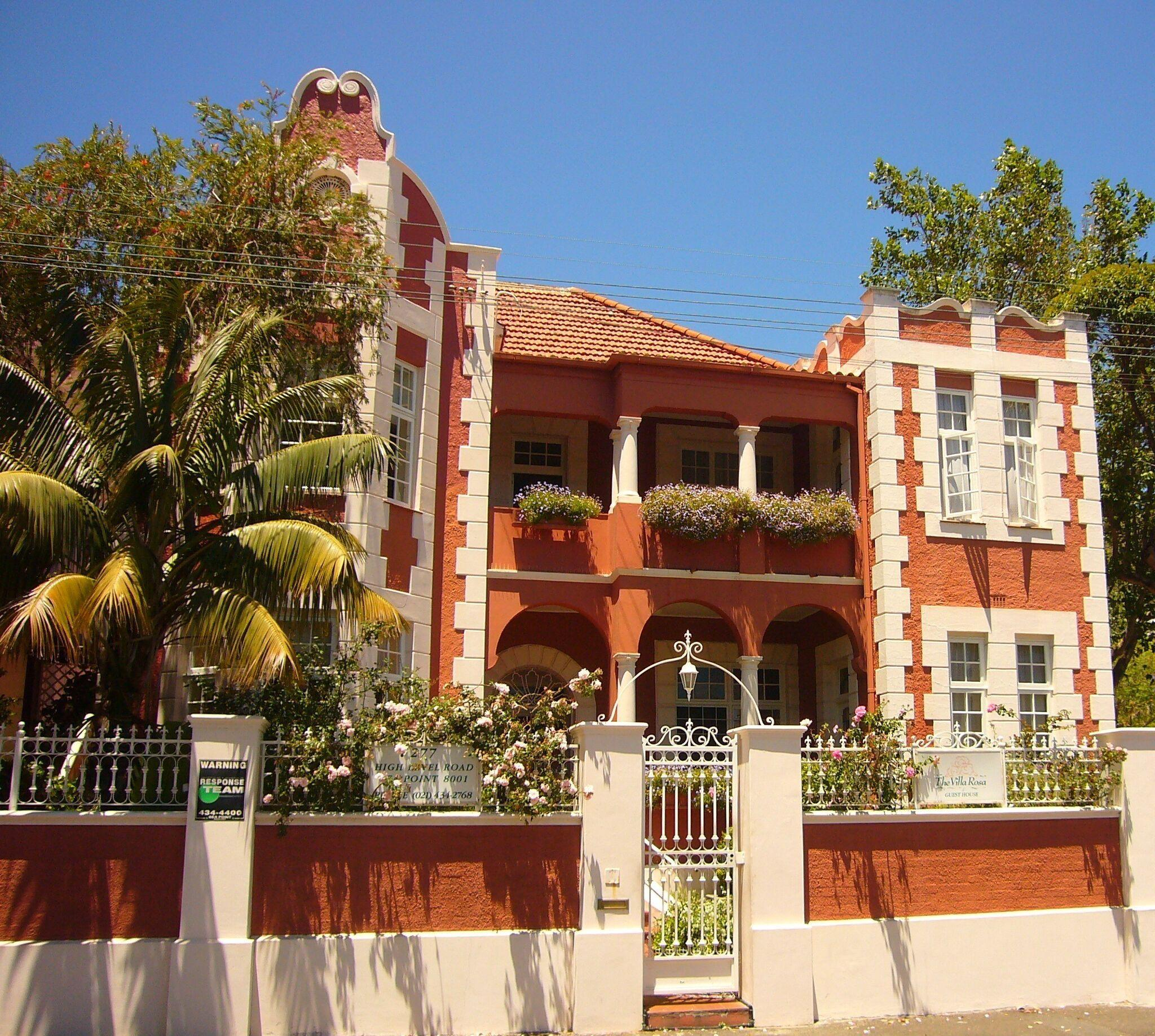 Guest House Accommodation In Sea Point Cape Town