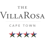 Guest House Accommodation in Sea Point Cape Town - Villa Rosa